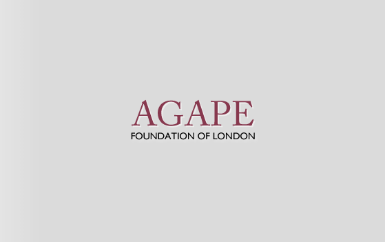 <center>Agape Foundation of London</center>