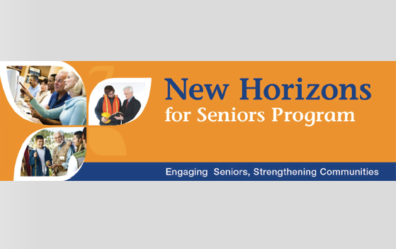 <center>New Horizons for Seniors</center>