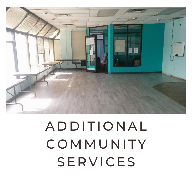 Additional Community Services